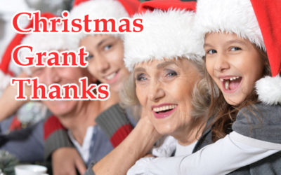 Christmas Grant Personal Stories