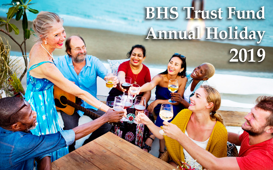 BHS Trust Fund - Annual Holiday 2019